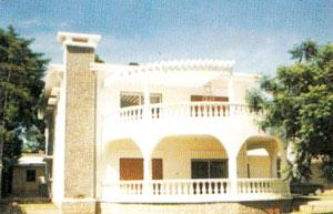 Villa Invandry - Durant les années 1990