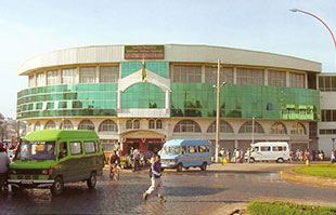 Palais du Sénat - 2000