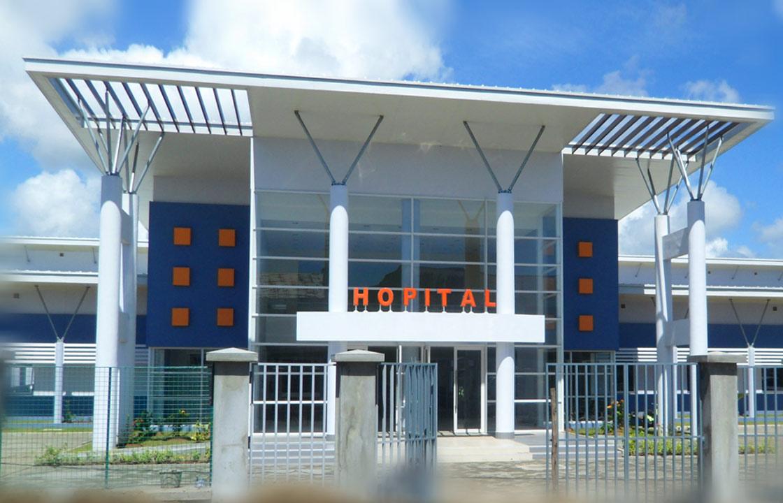 Hôpital de Tamatave - 2013