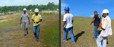 Nous construisons en respectant autant que possible l'environnement