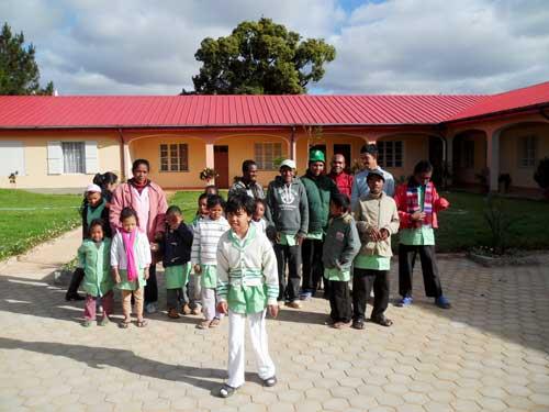 Un centre pour les enfants à mobilité réduite